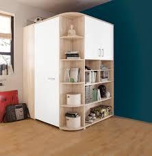 eckkleiderschrank corner begehbar außen mit vielen offenen und geschlossenen ablagefächern kaufen otto