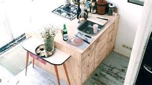 cuisine avec grand ilot central table haute ilot central alinea tableau stock mykin site