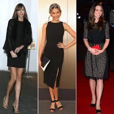 lbd lookbook 31 celebrities the wearing little black dress