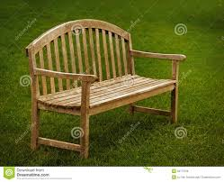 wooden park bench royalty free stock images image 34772139