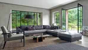 100 Ligne Rosse NOMADE 2 Modular Sofa Corner Contemporary Fabric By Roset ArchiExpo