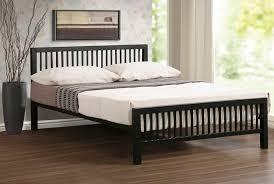 Modern King Size Metal Bed Impressive King Size Metal Bed