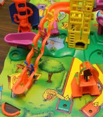 Goofy Golf Machine Board Game Hole 4