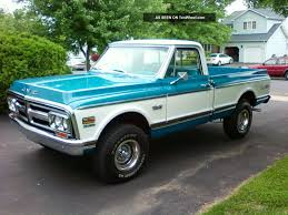1972 Gmc Short Bed 4x4