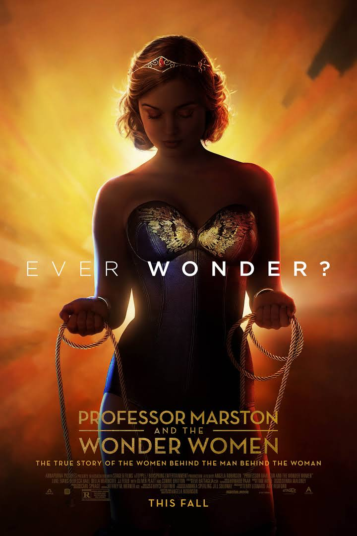 Professor Marston and the Wonder Women-Professor Marston and the Wonder Women