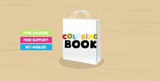 Coloring Book Epic Creator