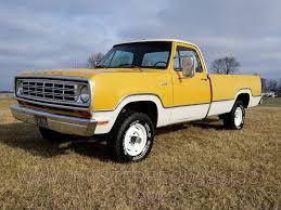100 1973 Dodge Truck W100 12 Ton Power Wagon 4x4 73