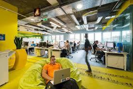 Googles Office In Dublin
