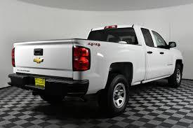 New 2018 Chevrolet Silverado 1500 Work Truck In Nampa #D181204 ...