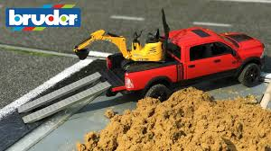 Construction Toys: BRUDER TOYS Truck Dodge RAM 4x4 Excavator ... Ram 3500 Dually 12volt Powered Ride On Black Toys R Us Canada Ram Battery Truck Kids Longhorn 12 Volt 116th Ertl Big Farm Case Ih Dealership Quad Roll Lock Soft Tonneau Cover Fit 19942001 Dodge 65ft 78 Amazoncom New Ray Dodge Fifth Wheel With Horse 1500 Pickup Red Jada Just Trucks 97015 1 Wyatts Custom Ford Wired Remote Control Games Review Unboxing Diecast Maisto Pickup For Kids Cheap Box Find Deals On Line At 2014 Megacab Longbed Pumpkin Spice