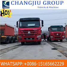 100 Cheap Semi Trucks For Sale China HOWO Tractor Trailer 6X4 Diesel Type Tractor Heads