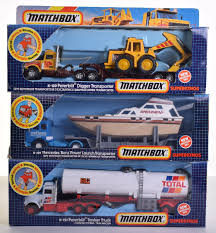 Three Matchbox Superkings, K-127 Peterbilt Tanker Truck 'Total' K ... Diecast Toy Snow Plow Models Mega Matchbox Monday K18 Articulated Horse Box Collectors Weekly Peterbilt Tanker Contemporary Cars Trucks Vans Moosehead Beer Matchbox Kenworth Cab Over Rig Semi Tractor Trailer Just Unveiled Best Of The World Premium Series Lesney Products Thames Trader Wreck Truck No 13 Made In Amazoncom Super Convoy Set 4 Ton Fire Sandi Pointe Virtual Library Collections Buy Highway Maintenance 72 Daf Xf95 Space Jasons Classic Hot Wheels And Other Brands 1986 Mobile Crane Dodge Crane 63 Metal