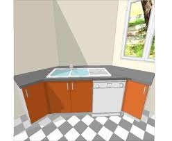 meuble cuisine avec evier meuble pour evier d angle newsindo co