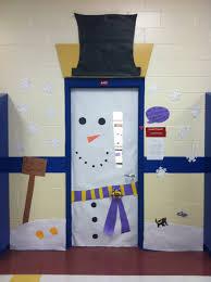 Christmas Classroom Door Decorations On Pinterest by Decorations Awesome Christmas Classroom Door Decorating Ideas