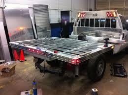 100 Aluminum Truck All LED Lighting On The Aluminum Truck Bed Bed