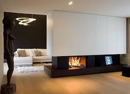 quelle chemine ou pole bois pour un salon moderne ct maison