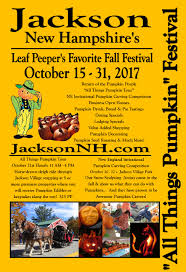 Nh Pumpkin Festival 2016 by New Hampshire Events Calendar