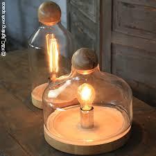 retro classic original edison light bulb glass l lights wooden