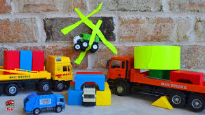 100 Garbage Truck Youtube Videos For Children L Grouchy Knocks
