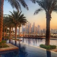 100 Skyward Fairmont Staying On The Palm Islands Of Dubai Travel Photography