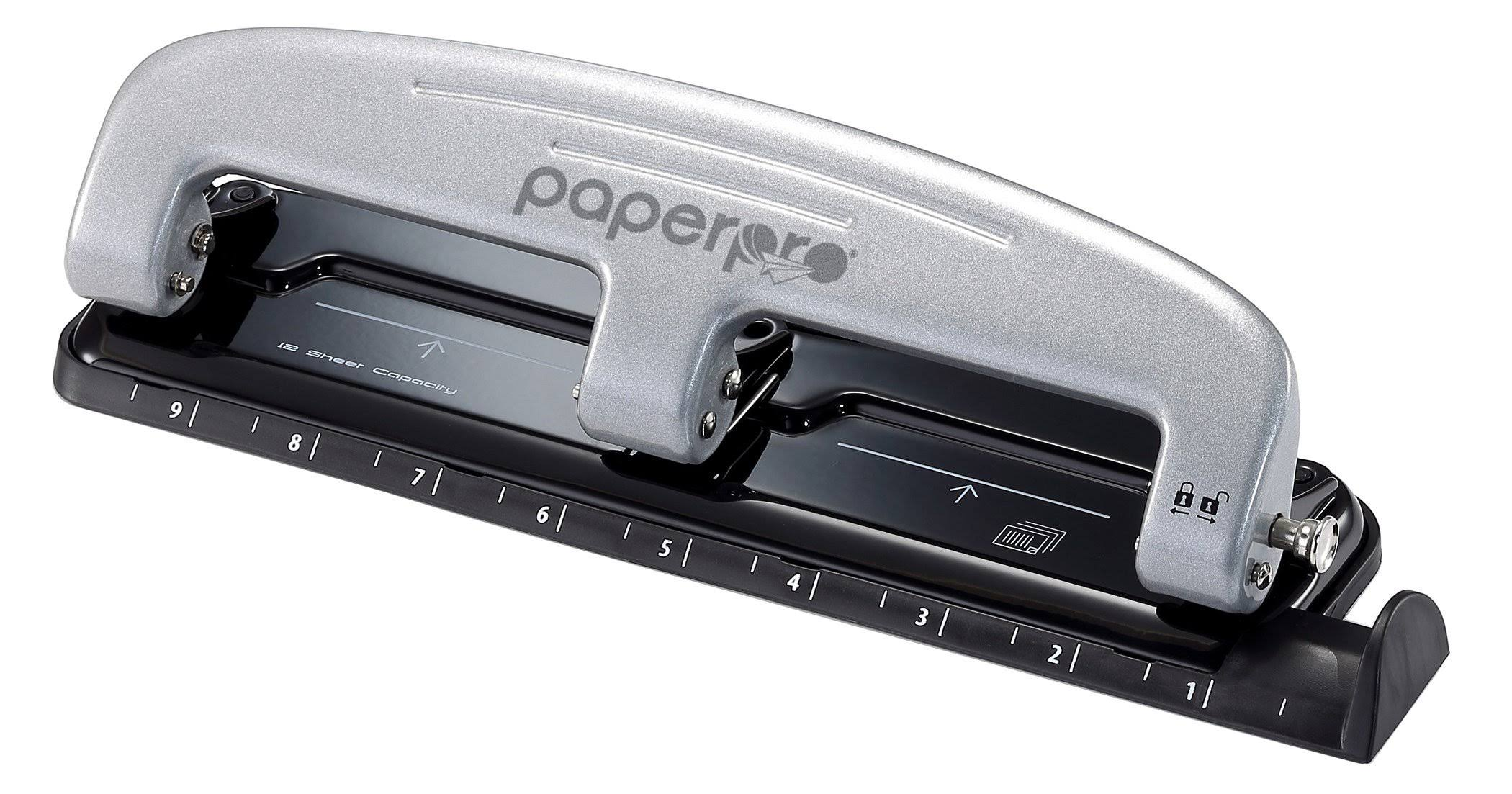 Paper Pro 2100 Compact Paper Punch - 3 Hole
