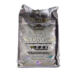 Victor Senior Healthy Weight Dry Dog Food - 5lbs