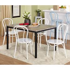 Amazon.com - Simple Living 5-piece Vintage Dining Set With ...
