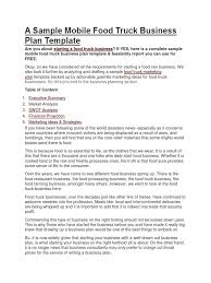 A Sample Mobile Food Truck Business Plan Template Food Truck Business Plan Template Roz Truck In Bangalore Health Equipment Layout Awesome Perfect Free Poultry Sample Pages Black Box Mobile Cart Oxynuxorg 1943863992 Catering Pakistan Movie Download