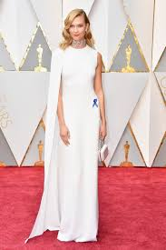 oscars 2017 red carpet fashion trends white shimmer and demure