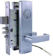 Locksets B&M Metal Doors