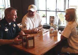 munity policing builds public trust