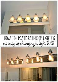 bathroom vanity light bulbs vanity light bulbs bathroom vanity