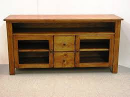 Image Of Reclaimed Wood Corner Tv Stands