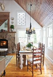 100 Lake Cottage Interior Design Mountain In Highlands NC Dining Rooms Rustic Home
