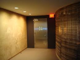 Lighting Tips For Office Location Hallway Exit 2