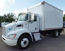 100 Kenworth Truck Dealers 2009 T270 Box Truck Item L6823 SOLD August 18