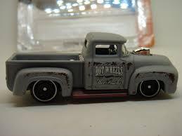 100 Hot Trucks HOT WHEELS 1956 FORD F100 CUSTOM PICKUP NO3 HOT WHEELS H Flickr