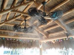 Outdoor Ceiling Fans Perth by The Misting Store Tri Mist Misting Cooling Celling Fans Get A