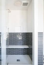 white and gray shower tiles design ideas