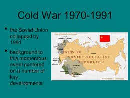 Iron Curtain Speech Cold War Definition by Cold War The Soviet Union Collapsed By 1991 Background To This