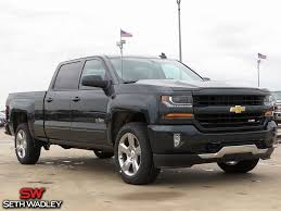 100 4x4 Chevy Trucks For Sale 2018 Silverado 1500 LT 4X4 Truck Pauls Valley OK