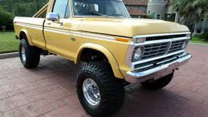 1974 Ford F250 For Sale Near Cadillac, Michigan 49601 - Classics On ... 1974 Ford F100 Truck Slvr Youtube F250 Brush Fire Truck Item 7360 Sold July 12 Fseries Pickup History From 31979 Dentside Is Ready To Surf Fordtruckscom View Awesome For Sale Elisabethyoungbruehlcom For Sale Near Las Vegas Nevada 89119 Classics On Classic Cars Sold Affordable Colctibles Trucks Of The 70s Hemmings Daily Questions Can Some Please Tell Me Difference Betwee