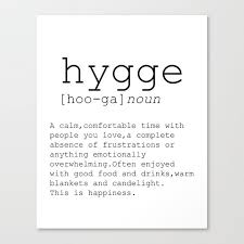 hygge definition dictionary print office decor definition poster quotes leinwanddruck