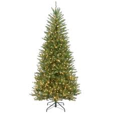 Pencil 6ft Pre Lit Christmas Tree by Slim Pre Lit Christmas Trees Artificial Christmas Trees The