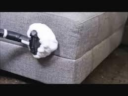 comment nettoyer canapé tissu laver canapé tissu destiné à comment nettoyer un canapé en