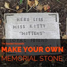 DIY Pet Memorial Stone » The Haunted Housewife Personalised Pet Memorial Stone Pebble Hand Painted Pet Grave Deputies Dig Grave To Help Woman Bury Dead Dog Youtube Amazoncom Personalized West Highland White Trier Westie 191 Best Headstones Images On Pinterest Headstones Is Kristin Smart Buried In This Backyard Neighbors And A Wonder Solutions Tips Angies List Garden Stepping Stones Home Outdoor Decoration Burial Funerals Malaysia I Transparent Pricing Your Trusted Poem About The Death Of Lovetoknow When Pets Die Owners Spare No Expense Burials Sun Sentinel Queen Elizabeths Corgis A History Vanity Fair Range From Bottom Sea To Sky Above The San Diego