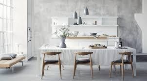 offene regale in der küche richtig bestücken schöner wohnen