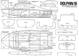 Model Ship Plans Free Download by Dolphin 16 Plans Aerofred Download Free Model Airplane Plans