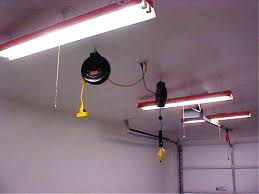 Ceiling Material For Garage by Best Garage Ceiling Lights Types