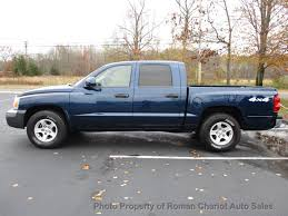 2005 Used DODGE DAKOTA QUAD SLT At Roman Chariot Auto Sales Serving ...